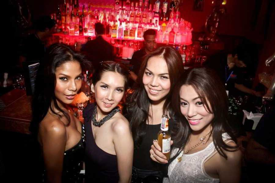 Bar girls Bangkok