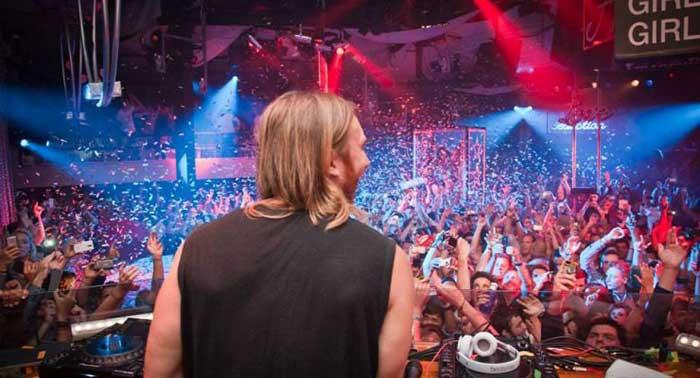 Pacha Ibiza com David Guetta