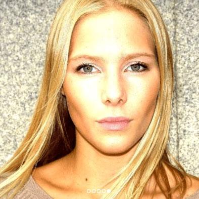 Mulheres do Tinder em Estocolmo capital da Suécia