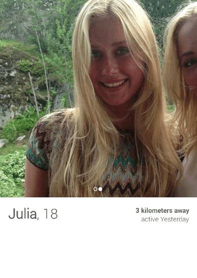 Análise do tinder em Estocolmo, capital da Suécia