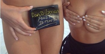 Dan Bilzerian e seus direct messages no instagram