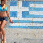 2 semanas na Grécia com muitas festas, gringas e souvlakis