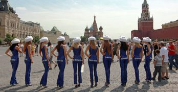 mulheres moscou russia