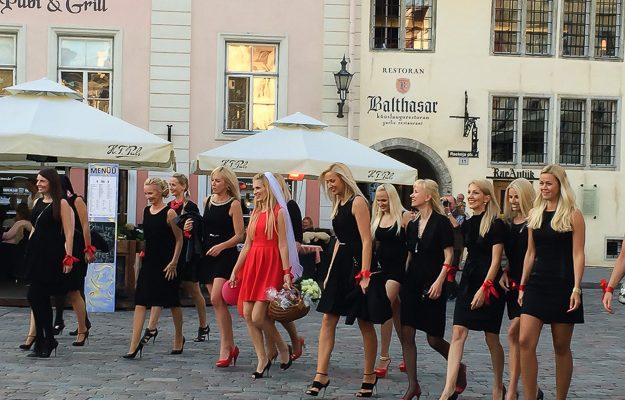 Uma semana em Tallinn, a tranquila capital da Estonia