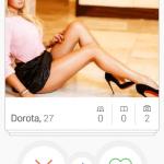 Gatas do Tinder na Polônia
