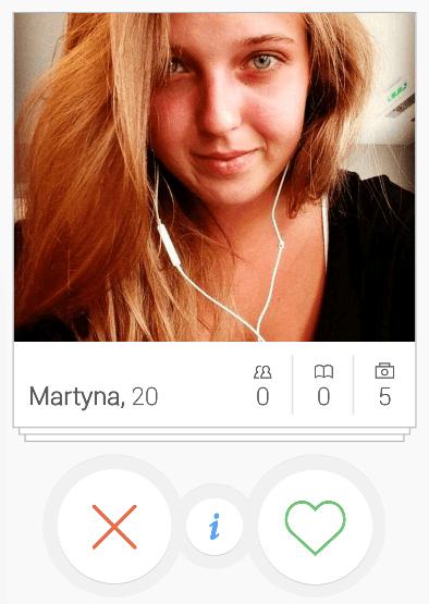 Tinder Warsaw - Poland