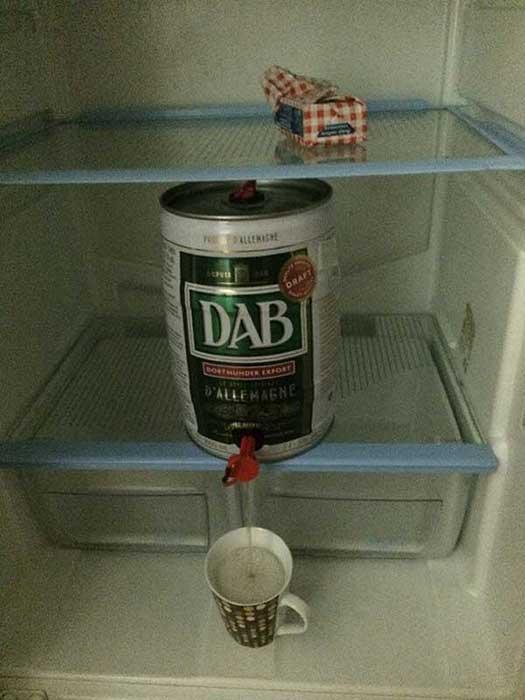 Barril cerveja Ucraniano