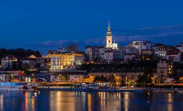 Belgrado bonita