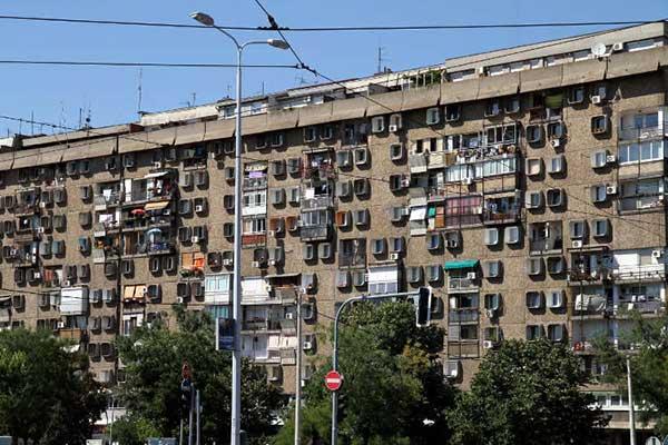 Belgrado feia