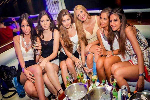 Camarote VIP Belgrado Nightlife
