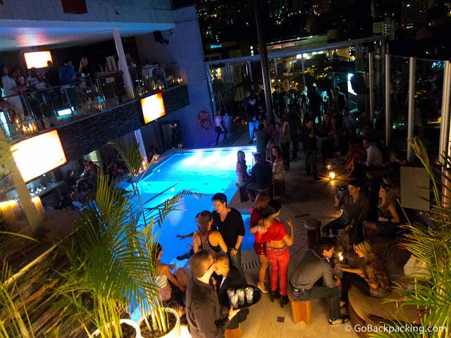 Envy Rooftop Hotel Charlee Parque Lleras
