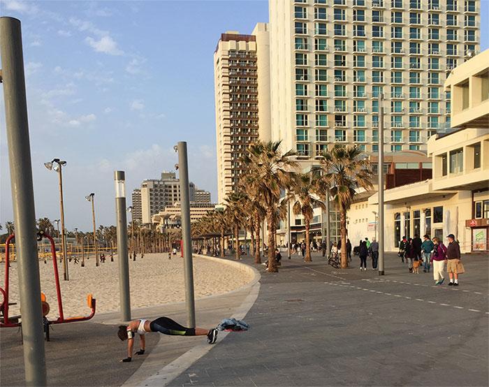 Praia de Gordon Beach