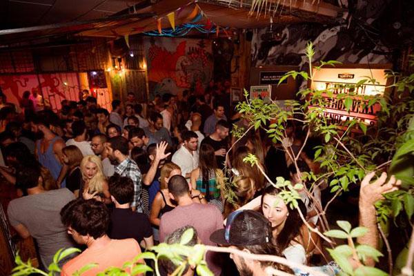 Kuli Alma nightlife em Tel Aviv