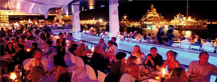 Lio restaurante Ibiza