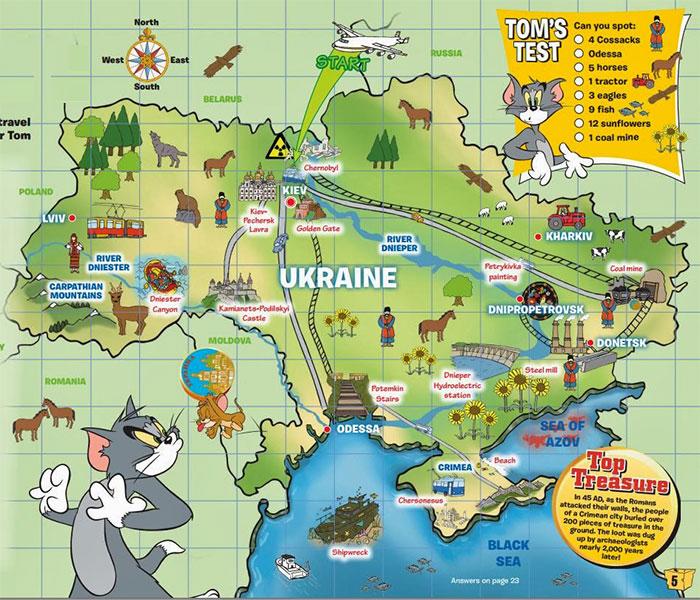 Melhores cidades da Ucrania para se morar