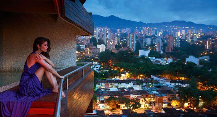 Medellin melhor cidade da Colômbia
