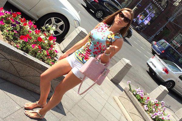 Moscou e suas maravilhosas mulheres russas