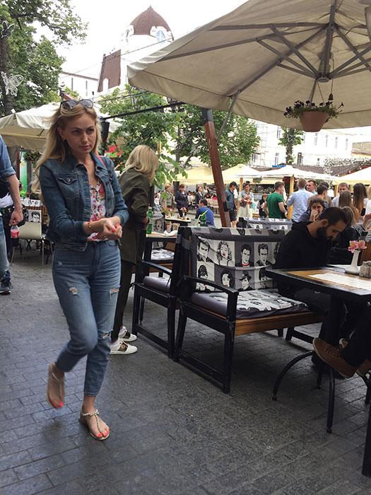 Restaurantes rua Derybaviska