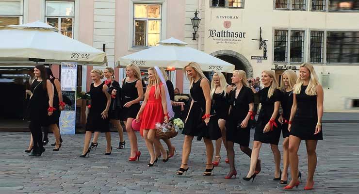 Viagem a Tallinn capital da Estônia